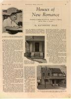 Houses of new romance