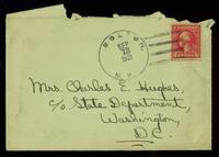 Letter to Mumsey 13/09/1921