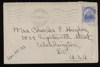Letter to Mumsey 24/03/1922