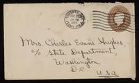 Letter to Mumsey 29/09/1922