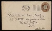 Letter to Mumsey 1/10/1922
