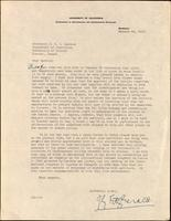 Letter to Macleod 24/01/1923