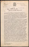 Letter to the Insulin Committee 11/10/1923
