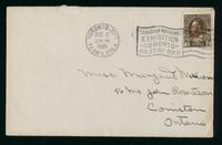 Letter to Margaret Mahon 8/8/1921