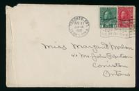 Letter to Margaret Mahon