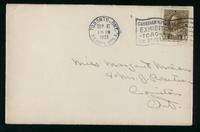 Letter to Margaret Mahon 6/9/1921