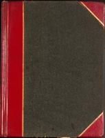 Insulin committee account book 13/02/1923 - 06/1927