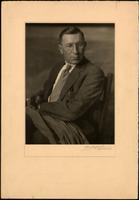 Photographs of F. G. Banting ca 1929