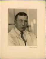 Photograph of F. G. Banting 1931