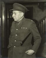 Photograph of F. G. Banting in uniform 14/02/1941