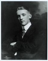 Photograph of Charles Best as a young man ca. 1918