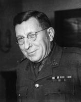 Photograph of Major F. G. Banting 14/02/1941