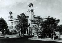 Photograph of the Medical Building at the University of Toronto