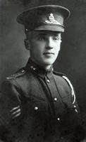 Photograph of Sgt. C.H. Best, 1918