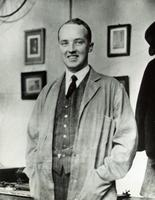 Photograph of C. H. Best , University College, London, 1928