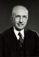Photograph of Israel S. Kleiner