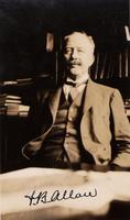 Photograph of F. B. Allan