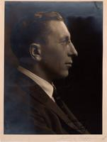 Photograph of F. G. Banting 1925