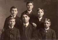 Photograph of F. G. Banting's Sunday school class