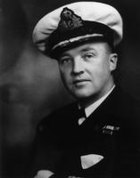 Photograph of Surgeon Captain Charles H. Best, 1943