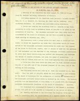 Insulin Committee Minutes 17/08/1922 to 29/09/1925