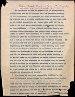 Statement read by J. J. R. Macleod at the Insulin Committee meeting regarding patents and royalties 28/04/1924